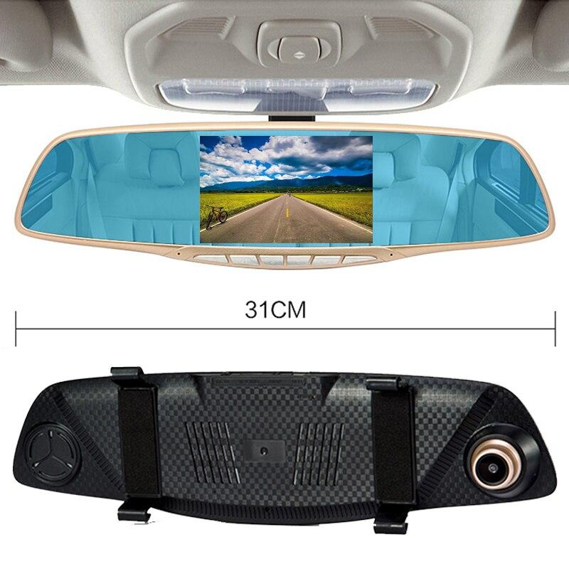 E-ACE 5.0 дюймдік автокөлік Dvr камерасы - Автомобиль электроникасы - фото 2