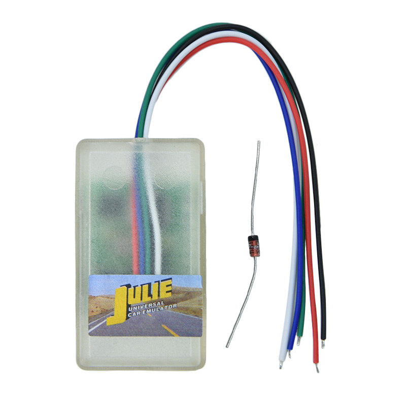 Universal IMMO Emulator for CAN-BUS Cars for JULIE Emulator Seat Occupancy Sensor Programs car OBD2 diagnostic tools renault immo emulator green