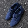 Venta caliente de Los Hombres Zapatos de Los Hombres Los Hombres de Moda, zapatos de Lona Zapatos de Los Hombres de Los Holgazanes, primavera Verano Pisos Casual