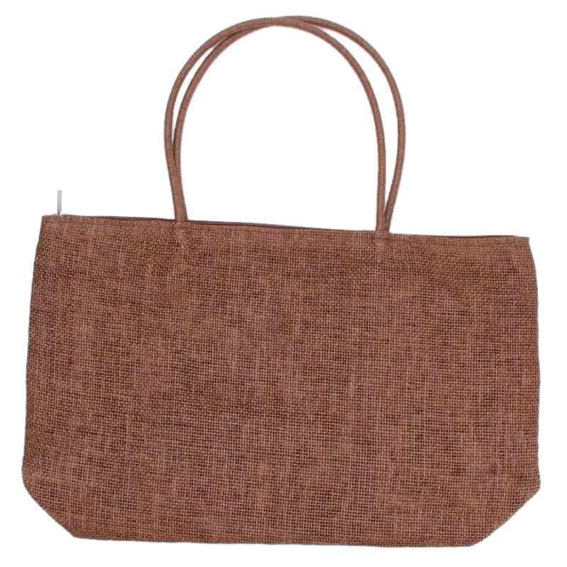 b706346f574 2018 Fashion Straw Beach Bag Summer Weave Bag Women Shoulder bags Ladies  Top-handle Tote Shopping Travel bags bolsa feminina