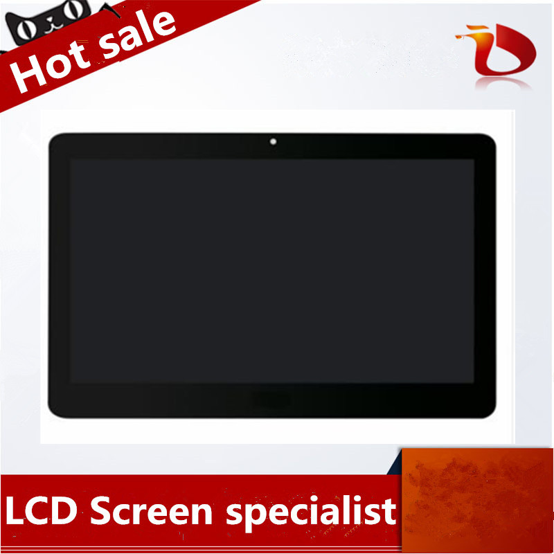 Original 11.6 LCD Touch Panel Digitizer Screen Assembly for Dell Inspiron 3168 3169 3179 P25T B116XTB01.0 LCD Display 1366*768 цена