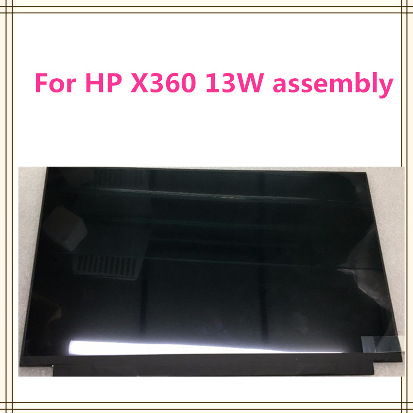 "13.3"" inch LCD Touch Screen For HP X360 13W assembly LN133HCE-GP1 1920*1080 Touch Screen+LCD Screen Digitizer"