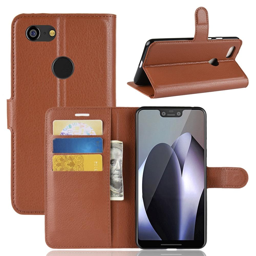 For Google Pixel 3 XL Case Flip Leather Phone Case For Google Pixel 3 XL Wallet Leather Stand Cover Filp Cases