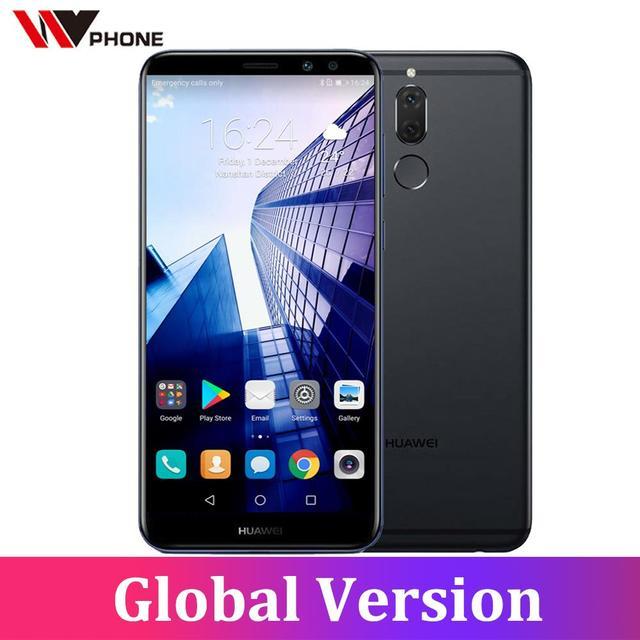 US $2087 25 |Global Version Huawei nova 2i 4GB 64GB Mobile Phone Octa Core  5 9 inch Dual Front Rear Camera 3340mAh Fingerprint-in Mobile Phones from