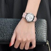 Pagani Design luxury brand watch women pink leather band Quartz wristwatch steel waterproof ladies relogio feminino Montre Femme