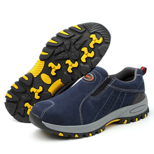 AC13012 Outdoor Steel Toe Footwear Work Boots Construction Mens Cap Shoes For Women Acecare