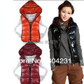 women's winter vest lady 2016 new sleeveless winter jackets waitcoat free shipping
