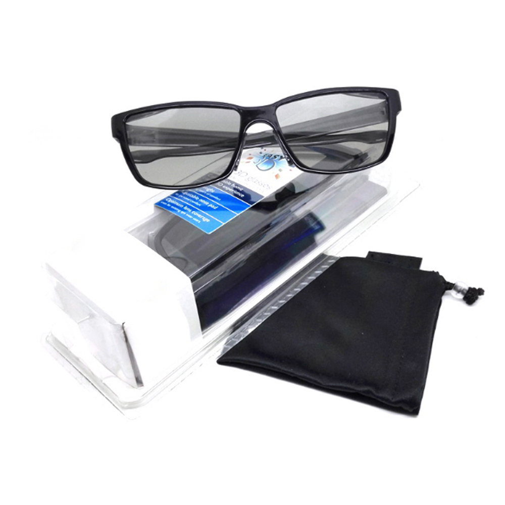 Free Shipping New Replacement PTA416/00 3D Glasses Polarized Passive Glasses For Philips Cinema TV