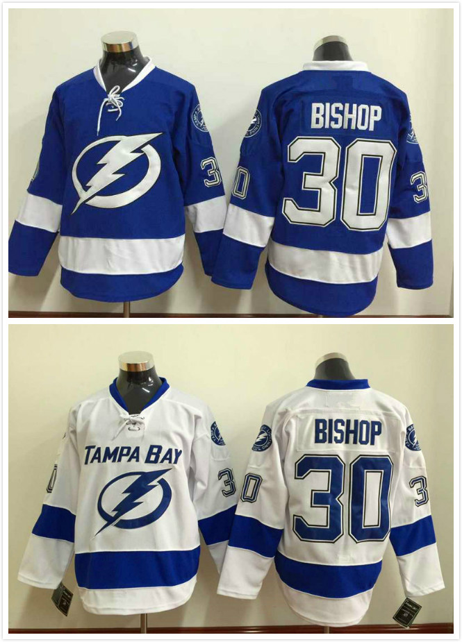 ... Stars 30 Mens 30 Ben Bishop Embroidery Hockey Jersey Blue White ... f62199983