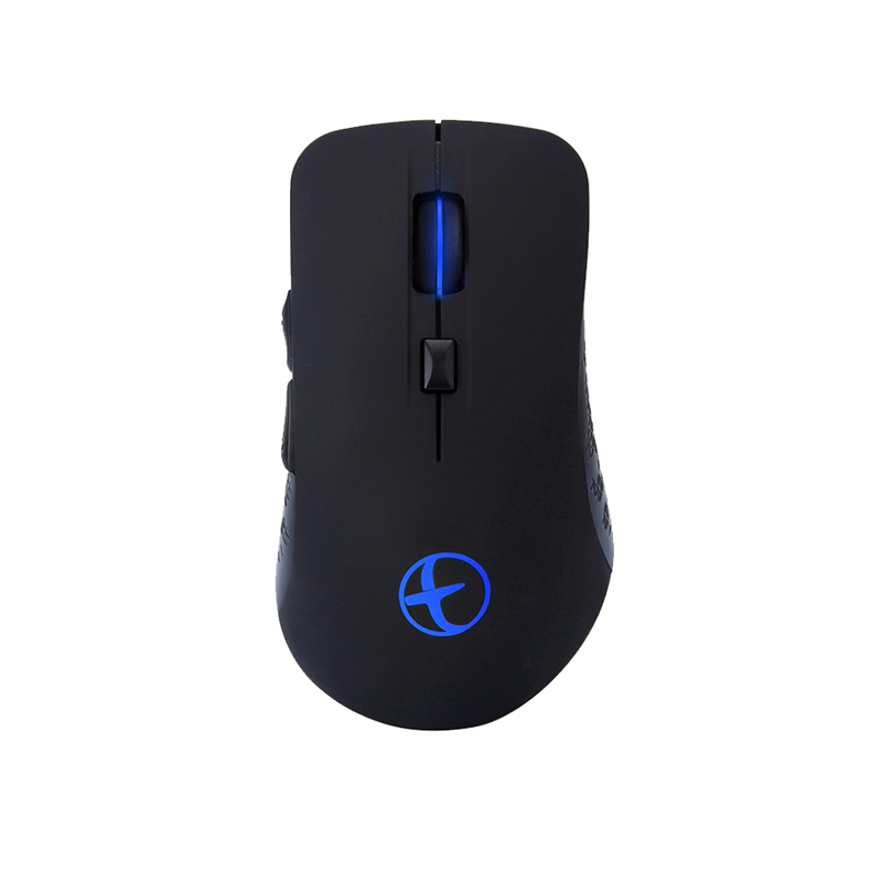Landas Bluetooth 4 0 Wireless Silent Gaming Mouse USB RGB LED Wireless Bluetooth Rechargable 2 4G