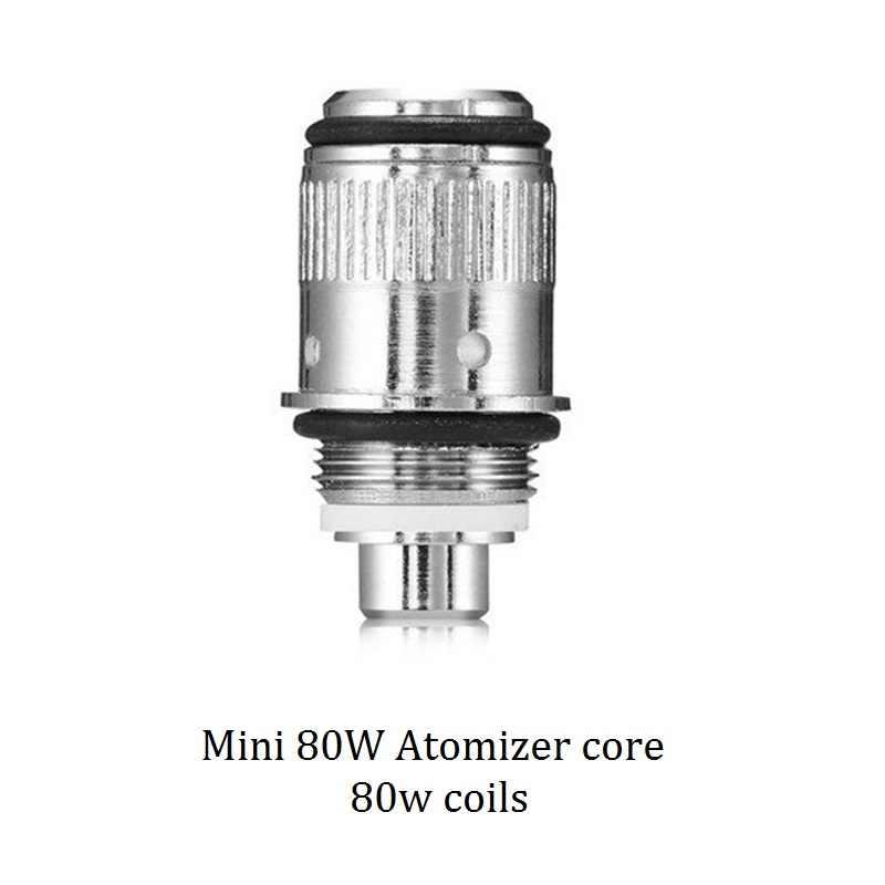 ミニ 0.35ohm コイル Bt ミニ 80 ワット Mod ボックスコイルヘッドアトマイザーコア Clearomizer 気化器 Vaper 喫煙交換芯