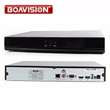 CCTV NVR 32CH 1080P / 16CH 720P / 8Ch 5MP NVR ONVIF P2P Cloud Support 2HDD MAX 8TB 32 Channel Security Network Video Recorder