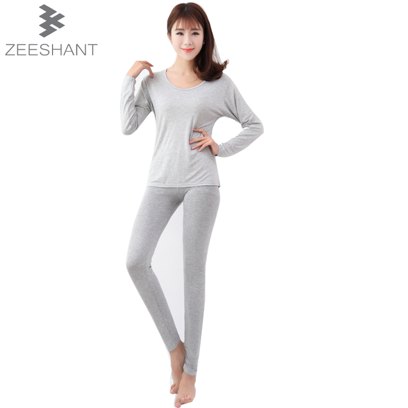 New Spring Autumn Winter Modal Cotton 2 Pieces Women Long Johns Large Size Slim Soft Thermal Underwear Women Plus Size XL-6XL