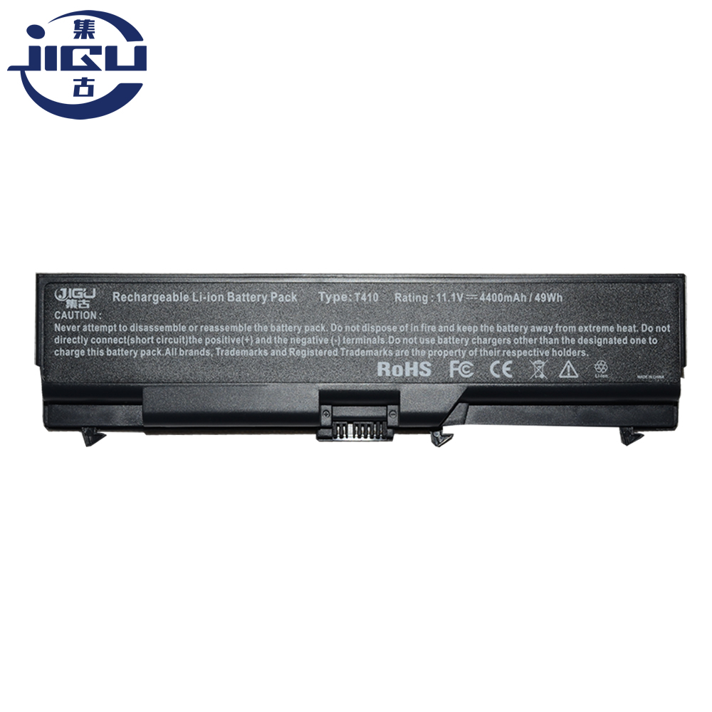 JIGU Laptop <font><b>Battery</b></font> For <font><b>Lenovo</b></font> 42T4969 42T4927 45N1000 42t5263 ASM 45N1006 P/N 42T4740 FRU 42T4702 For THINKPAD <font><b>L430</b></font> L421 L510 image
