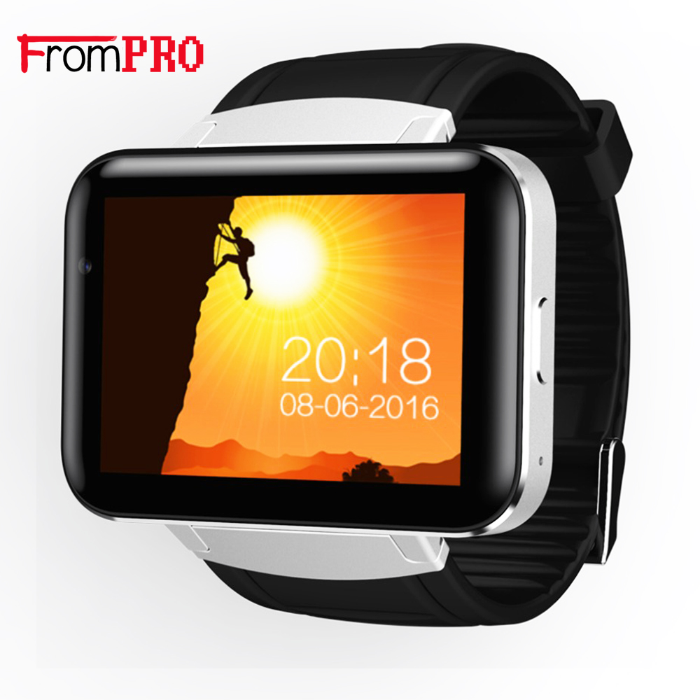 DM98 Bluetooth Smart Watch LEM4 WCDMA GPS 2.2 inch Android OS 3G Smartwatch Phone MTK6572 Dual Core 1.2GHz 512MB +4GB ROM Camera 2 2 inch smartwatch 1 3 mega hd camera bluetooth bt smart watch android 4 3 os 7 0 3g phone mtk6572a dual core 4gb rom wcdma gps page 8