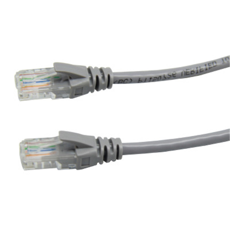 Super five twisted pair utp network jumper computer broadband cable WU007