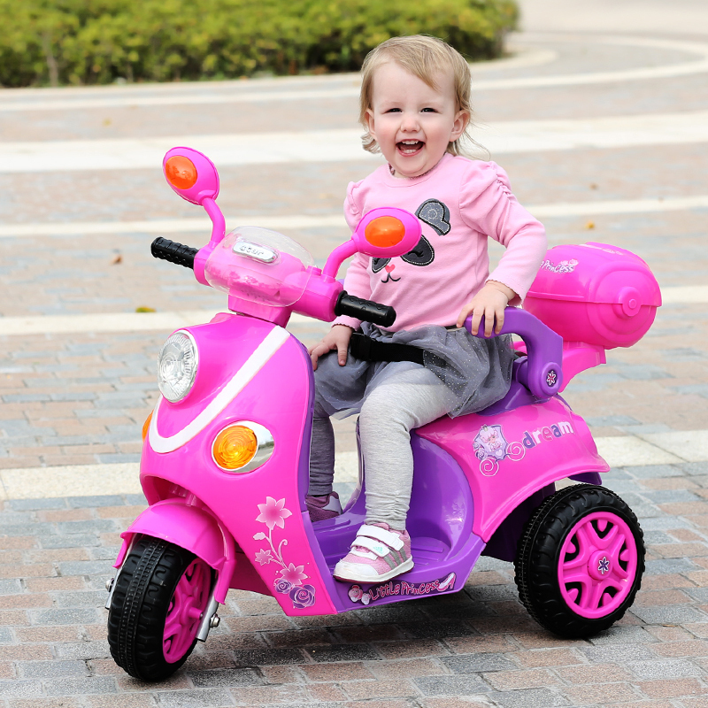 The new Childrens electric car electric motorcycle tricycle baby stroller toy remote control car can take people shippingThe new Childrens electric car electric motorcycle tricycle baby stroller toy remote control car can take people shipping