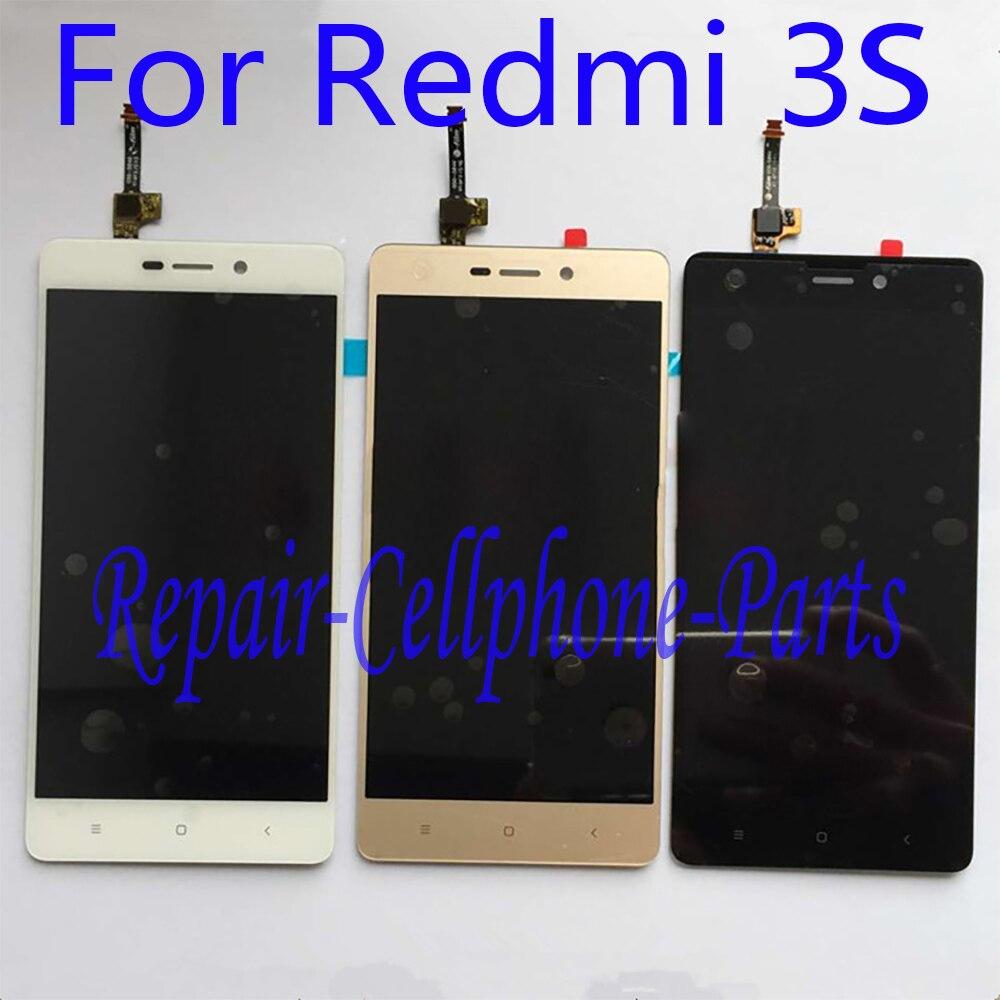 Resultados 30 Item De Produtos Redmi3 Redmi 3 Pro 50 Inch 100 New Full Lcd Display Touch Screen Digitizer Assembly For Xiaomi