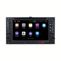 KLYDE 2 Din 6.2 Android 7.1 Car Multimedia Player For KIA Cerato Sportage Car Radio Stereo Quad Core DVD Player Car Audio