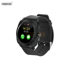Smartwatch X3 Bluetooth Smart Watch Pedometer Fitness Clock Camera SIM Card Mp3 Player Relogio Masculino For Android Watchphone