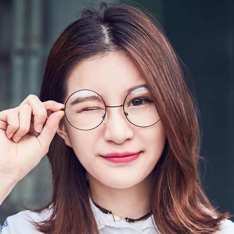 Cubojue Harry Potter Glasses Women Men Small Round Eyeglasses Women s  Degree Frame Nerd Men s Spectacles Prescription 2f4b1a0e4