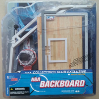 High Quality Hot Sell Kids Toys 1pcs Toys Brinquedo Action Figure McFarlane NBA Series 5 BACKBOARD