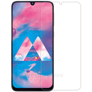 Image 4 - Tempered Glass For Samsung Galaxy A50 A30 Screen Protector Glass For Samsung Galaxy A51 A10 M20 A20 A20E A40 A80 A70 A60 Glass