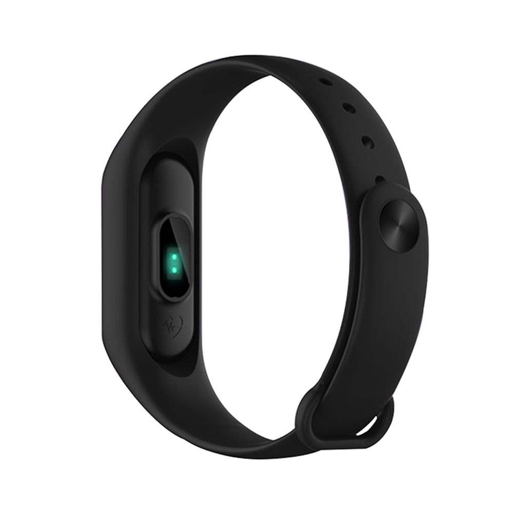 Cheap L2 Smart Fitness Bracelet Heart Rate Monitor Watch Clock Pedometer Activity Tracker For IOS/Xiaomi/Honor PK Mi Band 2/3/4 24