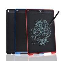 Электронный графический планшет ЖК-планшет для рисования с ручкой 12
