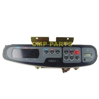 Monitor Display Panel KHR3826 KHR-3826 For Sumitomo Excavator SH120-3 SH300-3 SH120 A3, 1 year warranty