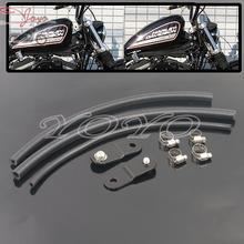 2″ Harley Sportster Tank Lift Riser Kit For 2004-2016 Sportster XL883 XL1200 883 1200 48 72 Iron Nightster Roadster Low