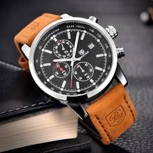 Zegarek Benyar Atlantic Chronograf