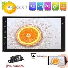 Car Stereo NO dvd Multimedia Player EinCar 7 inch Octa Core
