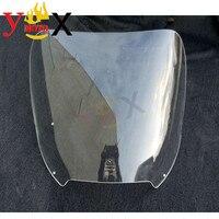 Мотоцикл Ясно лобового стекла ветрового перед дефлектор воздуха для BMW K1200LT K1200 LT Стандартный высота 48 см 4 мм Толщина