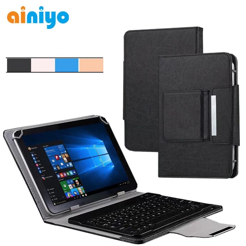 Case de Teclado sem Fio Bluetooth para Sasmung Case + Protetor de Tela Universal Galaxy T820 T825 Bluetooth Keyboard Tab s3 9.7