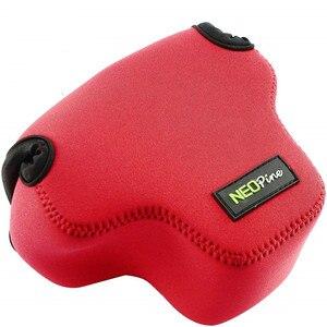 Image 3 - حقيبة كاميرا لينة حالة ل فوجي فيلم X T100 X T200 X T30 XT30 X A7 X A5 X A20 X A3 X A2 XA3 XA2 XA7 XA5 XA20 مع XC 15 45 مللي متر عدسة