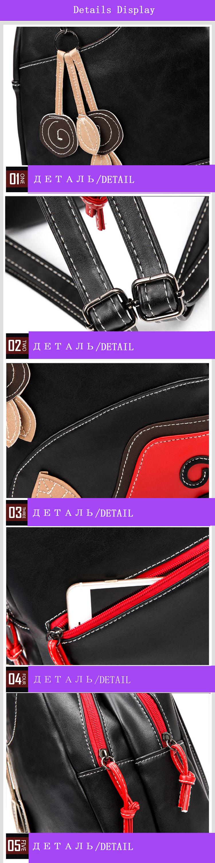 leather women shoulder bag (1)