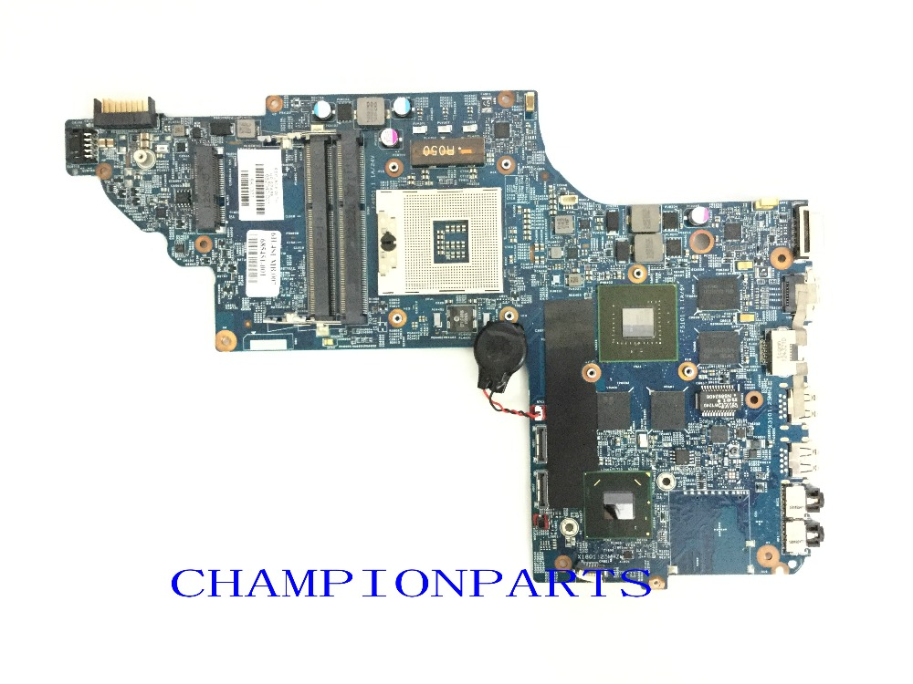 ORDER NEW Free Shipping 682040-001 Laptop Motherboard SUITABLE For HP PAVILION DV7 DV7T-DV7-7000 NOTEBOOK PC VIDEO CHIP 650M/2GB free shipping ems 48 4st10 031 681999 001 laptop motherboard for hp pavilion dv7 notebook pc