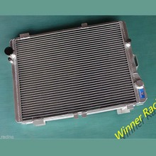 high-performance alloy radiator For Audi RS2 B4 ADU 2.2L turbo 1994-1995 2row 40mm