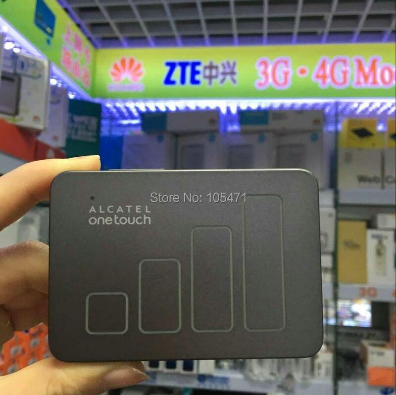 Routeur WiFi d'origine débloqué Cat6 300 Mbps Alcatel Y900 LTE 4G avec emplacement pour carte Sim et routeurs WiFi mobiles 4G