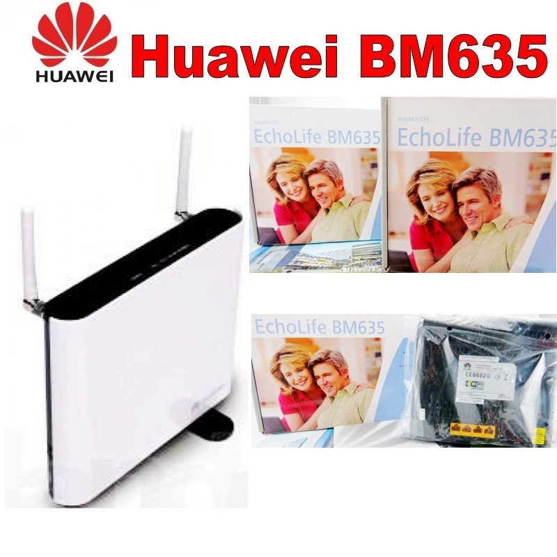 Huawei BM635 3 3-3 6G Wimax Wireless Indoor CPE Router