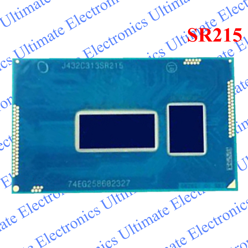 ELECYINGFO Refurbished SR215 3205U BGA chip tested 100% work and good quality