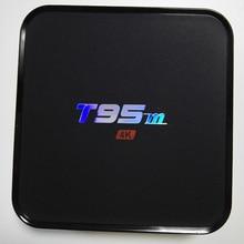 Android 5.1 tv box t95m with KODI 16.0 Amlogic s905 Quad Core1GB/8GB H.265 4K media player