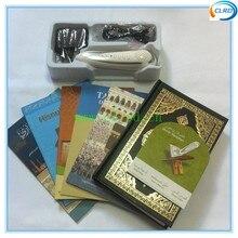 Livraison gratuite islamique saint coran lecture stylo PQ15 avec mot par mot voix anglais arabe ourdou traduction