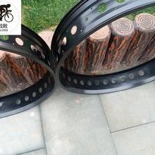 Kalosse adluts велосипедные колеса 26X4,8 шины 36 отверстий сплав снег велосипедные колеса 100 мм ширина пляжные велосипеды диски