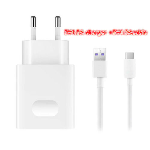 22.5w Supercharger Wall 5V 4.5A EU Charger 5A USB TYPE C