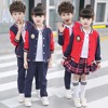 2018 Children Clothing Set Baby Boy Girl 2 Pcs Set Kids S Boy Shool Sports Suit