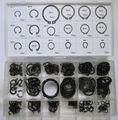 225 Unids/lote anillo de Retención de Presión de la presión Interna y externa Circlips agujeros collar Del Eje Envío Libre