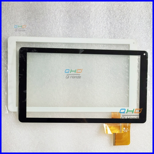 """2pcs/lot New For 10.1"""" inch YJ247/248FPC-V2 Tablet Parts touch screen panel Digitizer Sensor replacement YJ247 248FPC-V1"""