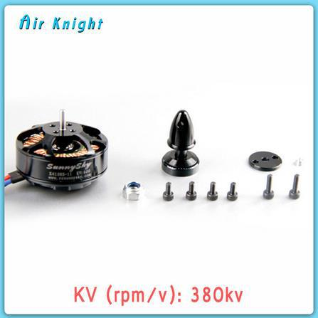 High quality SUNNYSKY X4108S 380KV Outrunner Brushless Motor for Quadcopter Multi-rotor Craft Rc Helicopter Motor A1-0220 xxd a2217 2217 950kv 1250kv 1500kv 2300kv 2 3s outrunner brushless motor for quadcopter multicopter hexa octa multi rotor copt